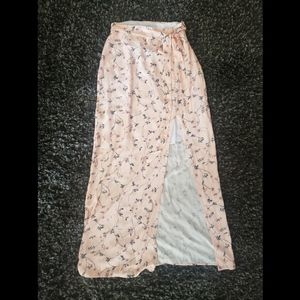 J.O.A. long skirt size M, fits like S